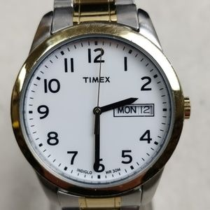 ⌚Timex TW2R23500 Quartz Men's Watch H316⌚